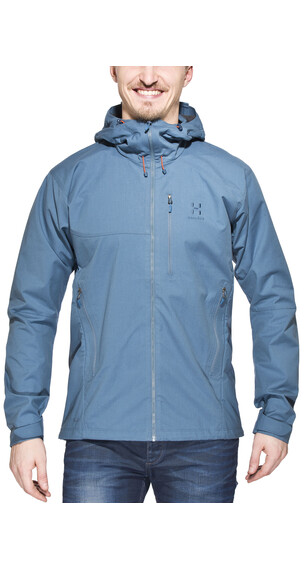 Haglöfs Trail Jacket Men steel sky